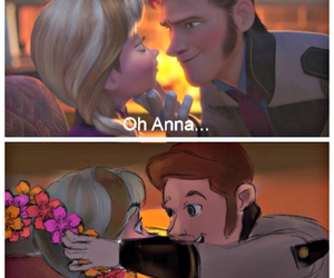 frozen, anna, and funny image
