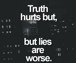 lies, truth, and hurt image