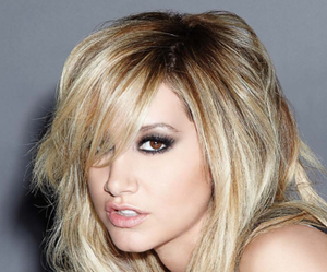 ashley tisdale, blonde, and sexy image