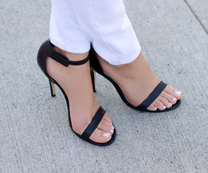 girly, heels, and high image