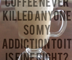 coffee, starbucks, and qoute image