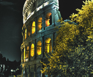 beautiful, city, and colosseo image