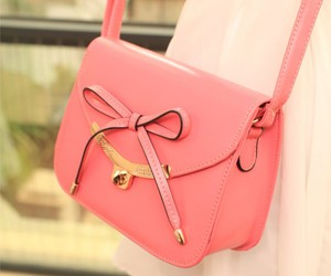 bag, cute, and fashion image