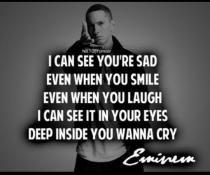 eminem, quote, and true image