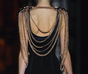 Couture, fashionable, and runway image