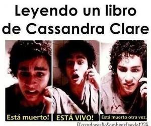 cassandra clare and simon image