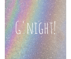 beautiful, glitter, and goodnight image