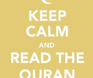 islam, keep calm, and muslims image