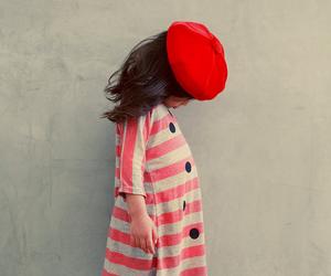children, girls, and fashion image
