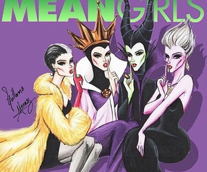 disney, tumblr, and mean girls image