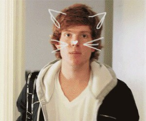 of mice & men, alan ashby, and cat image