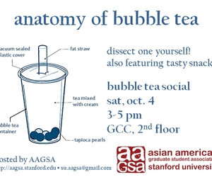 boy, bubble tea, and dissect image