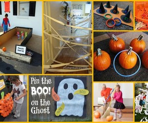 Halloween, halloween decor, and halloween party image