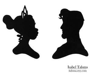 disney and tiana image