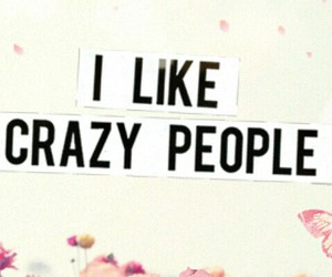 crazy, pink, and people image