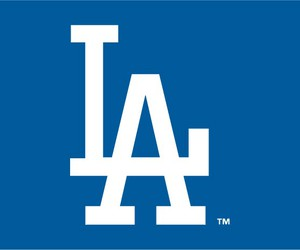 awesome, blue, and dodgers image