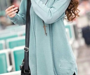 clothes, mint, and fall image