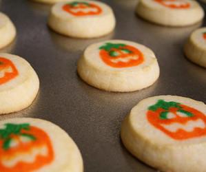 Cookies, pumpkin, and Halloween image