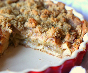 apple, crumble, and tart image