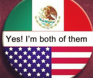 american and mexican image