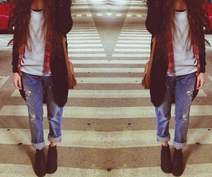 outfit, cute, and soft grunge image