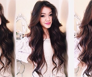 beautiful, hair, and perfect image