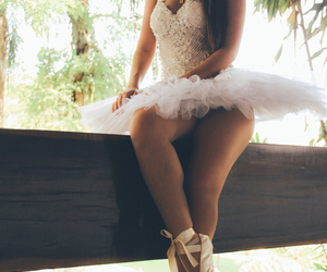 ballet, color, and dress image