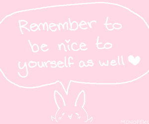 pink, cute, and quotes image