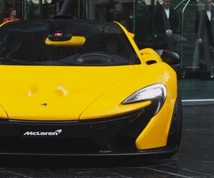 mclaren, car, and luxury image