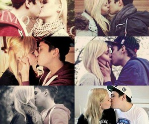 kissing, lionttv, and dagi bee image