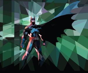 batman, hero, and wallpaper image