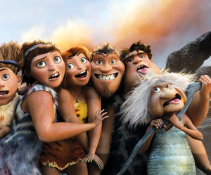 family and the croods image