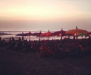 bali, beach, and colour image