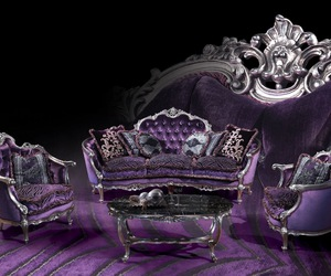 furniture, victorian, and gothic image