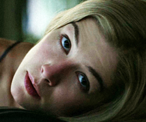 gone girl and rosamund pike image