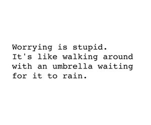 quotes, rain, and stupid image