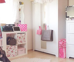 room, white, and cute image
