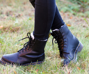 autumn, outfit, and drmartens image