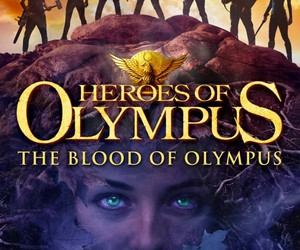 book, percy jackson, and blood of olympus image