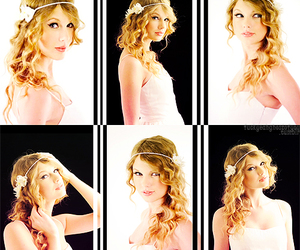 flowers, cute, and Taylor Swift image