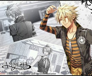 amnesia, toma, and anime image