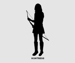 hunter, teen wolf, and crystal reed image