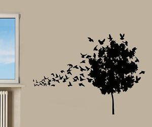 birds, Doves, and wall decals image