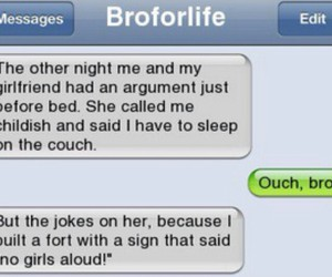 funny, girlfriend, and text image