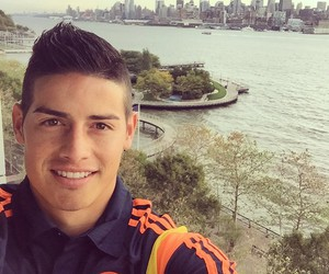 james rodriguez, colombia, and new york image