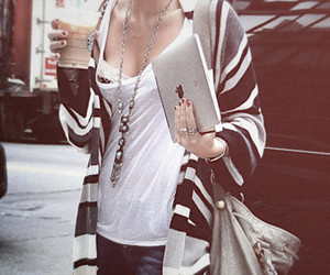 fashion, starbucks, and ipad image