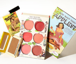 beauty, cosmetics, and retro image