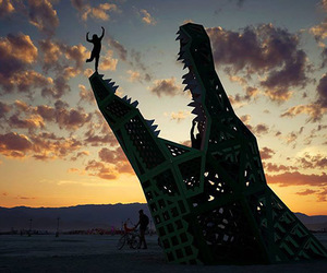 art and Burning Man image