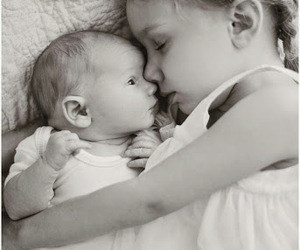 love, baby boy, and baby girl image