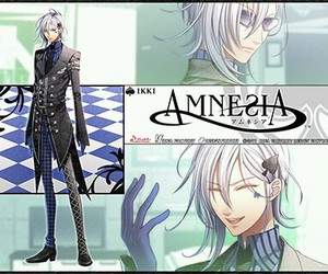 ikki and amnesia image
